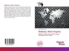 Bookcover of Webster, West Virginia
