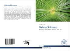 Bookcover of Webster'S Brewery