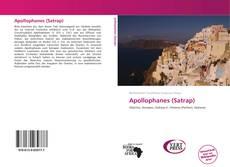 Portada del libro de Apollophanes (Satrap)