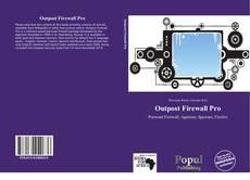 Couverture de Outpost Firewall Pro
