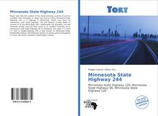 Bookcover of Minnesota State Highway 244