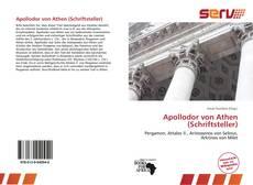 Buchcover von Apollodor von Athen (Schriftsteller)