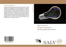 Capa do livro de Output Impedance