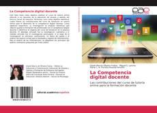 Portada del libro de La Competencia digital docente