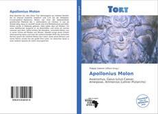 Capa do livro de Apollonius Molon