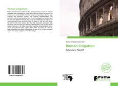 Couverture de Roman Litigation