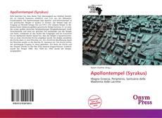 Buchcover von Apollontempel (Syrakus)
