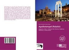 Bookcover of Apollotempel (Palatin)