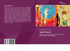 Couverture de Apolo Kagwa