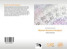 Bookcover of Roman Numeral Analysis