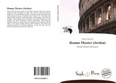Capa do livro de Roman Theater (Jordan)