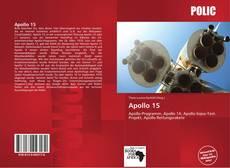 Обложка Apollo 15