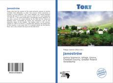 Janostrów kitap kapağı