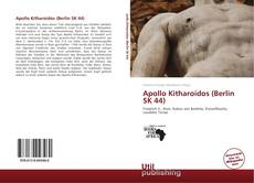 Capa do livro de Apollo Kitharoidos (Berlin SK 44)