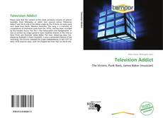 Buchcover von Television Addict