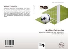 Buchcover von Apollon Kalamarias