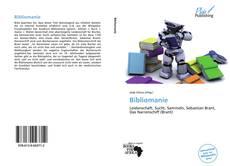 Обложка Bibliomanie