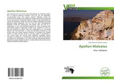 Buchcover von Apollon Maleatas