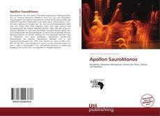 Buchcover von Apollon Sauroktonos