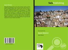 Capa do livro de Seoni District