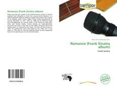 Romance (Frank Sinatra album)的封面