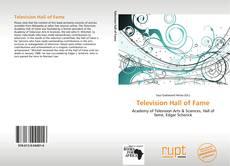 Buchcover von Television Hall of Fame