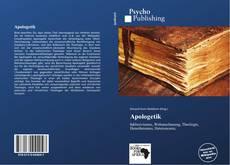 Buchcover von Apologetik