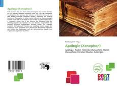 Buchcover von Apologie (Xenophon)