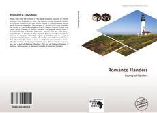 Portada del libro de Romance Flanders