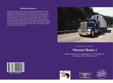 Bookcover of Missouri Route 1