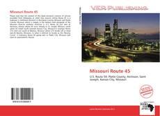 Bookcover of Missouri Route 45