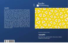 Bookcover of Apophis