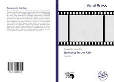 Portada del libro de Romance in the Rain