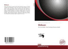 Capa do livro de Webvan