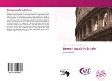 Capa do livro de Roman roads in Britain