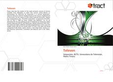 Bookcover of Televen