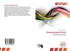 Portada del libro de Seoposengwe Party
