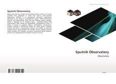 Bookcover of Sputnik Observatory