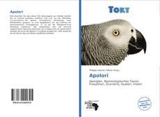 Bookcover of Apolori
