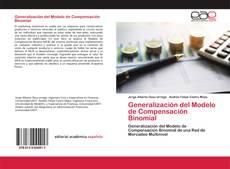 Capa do livro de Generalización del Modelo de Compensación Binomial
