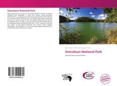 Copertina di Seoraksan National Park