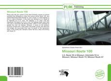 Copertina di Missouri Route 100