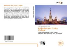 Bookcover of Bibliothek des Trinity College