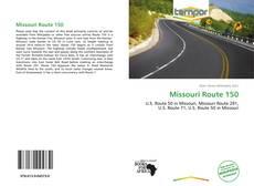 Capa do livro de Missouri Route 150