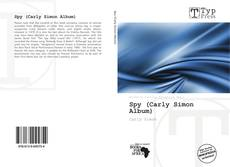 Capa do livro de Spy (Carly Simon Album)