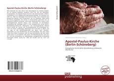 Apostel-Paulus-Kirche (Berlin-Schöneberg) kitap kapağı