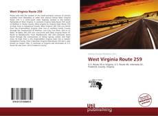 Buchcover von West Virginia Route 259