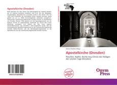 Portada del libro de Apostelkirche (Dresden)