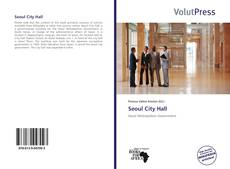 Bookcover of Seoul City Hall