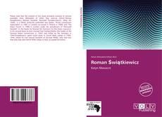 Обложка Roman Świątkiewicz